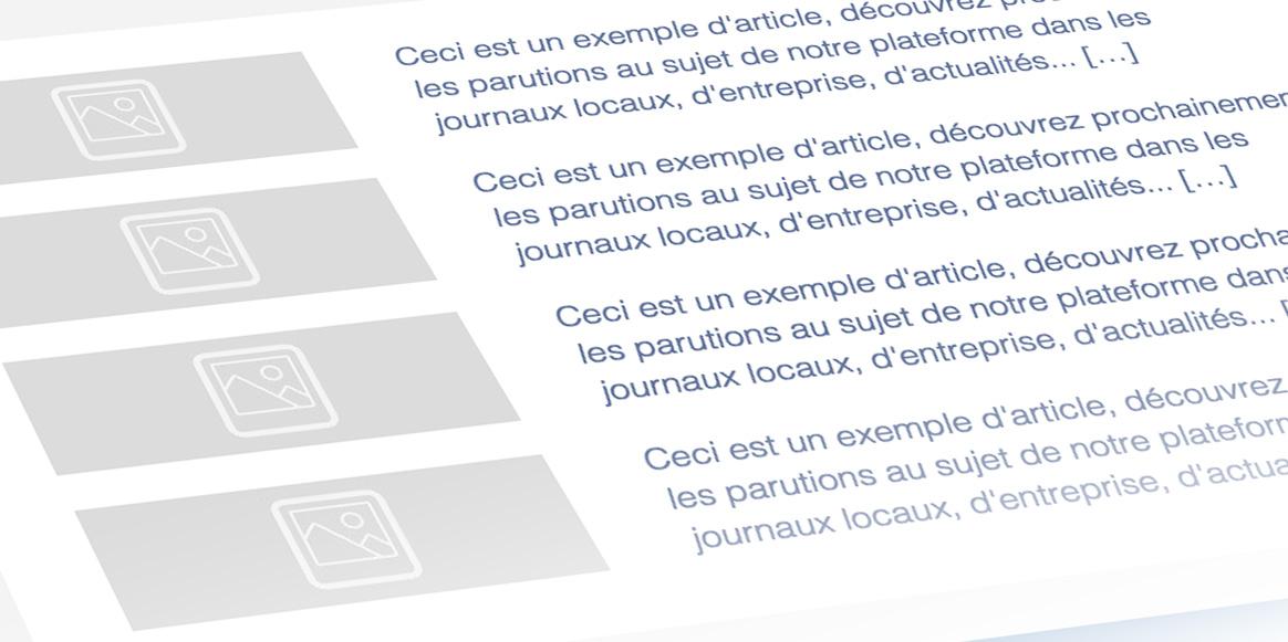Exemples de parutions - Hauts-de-France Sport Entreprise
